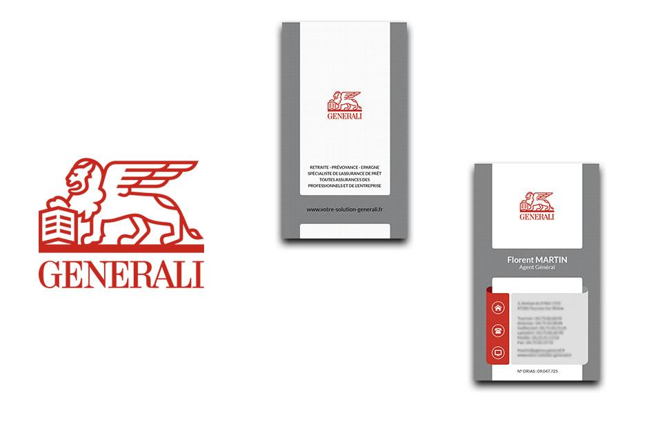 Realisation De Logo Creation Cartes Visites Et Differents Supports Communication Papier Pour Les Agences Ardechoises Tournon Sur Rhone
