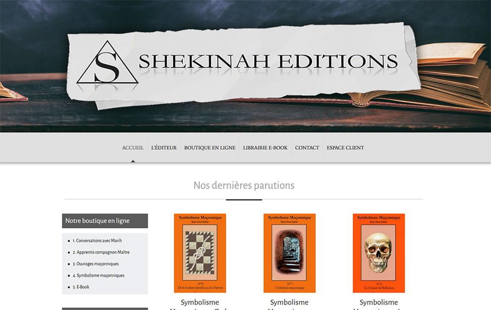 shekinah-editions