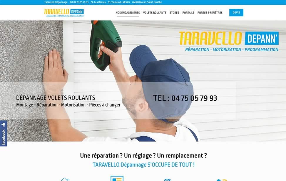 IE-TaravelloDepannage